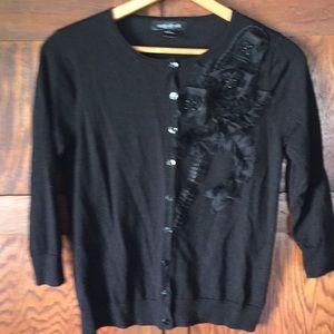 August Silk Sweater
